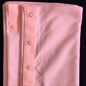 Mauve/Pink REVERSIBLE vinyasa scarf